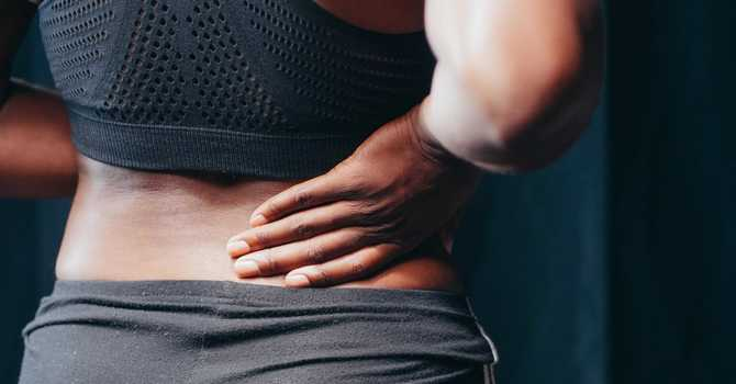 Tired of Feeling Your Back Is Stuck Bent Forward? image
